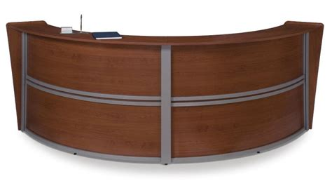 Circle Reception Desk Most Recommended Semi Circle Reception Desk