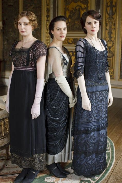 Downton Wardrobe downton fashion from costume to the runway
