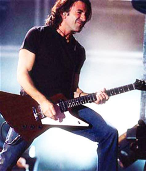 chitarrista vasco chitarristi famosi stef burns chitarrista di vasco