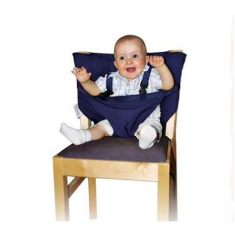 Baby Travel High Chair by Baby Portable Travel High Chair Seat Cover Belt With
