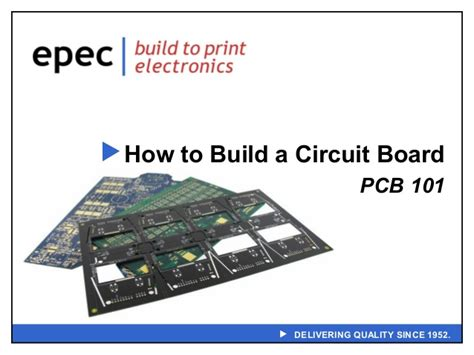 pcb 101 how to build a circuit board