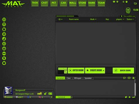 game design contest 2015 mat suba games ui design contest black and green by