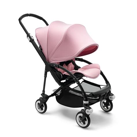Bugaboo Bee3 2017 Bugaboo Bee 4 bugaboo bee 3 modern pastel collection soft pink pushchair 4 9 months forever