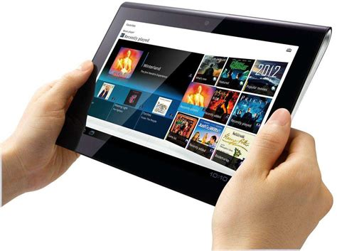 Tablet Sony 10 Inc sony tablet s review trusted reviews