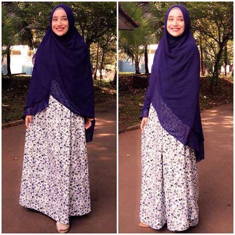 Gamis Baju Muslim Syari Syar I model baju gamis muslim syari fatika remaja update remaja update