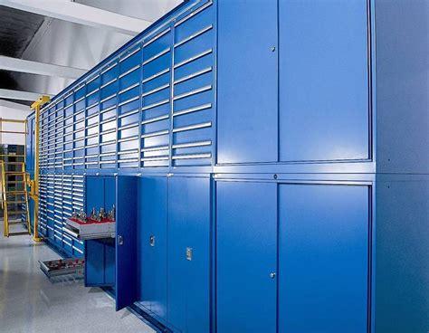 Industrial Tool Crib by Lista International Corporation Showcases Tool