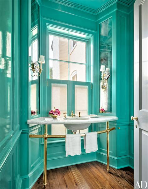 rooms painted turquoise 5 home renovation upgrades to modernize an house photos architectural digest