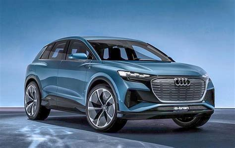 Audi Q4 2020 by Audi Q4 E Suv Signals The Future Production To Begin