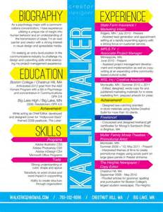 How To Write An Amazing Resume by Kaylin Walker Amazing Resume Design Resume