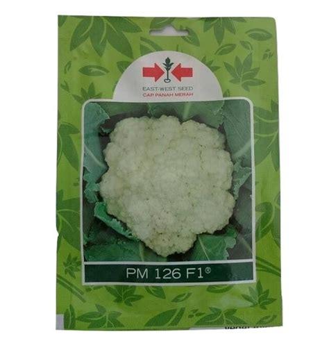 Benih Kembang Kol Pm 126 benih kembang kol pm 126 f1 10 gram panah merah