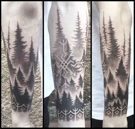 norse viking tattoo nordic on instagram