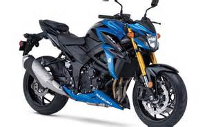 Suzuki Bike Intermot 2016 Suzuki Introduces All New Gsx S750