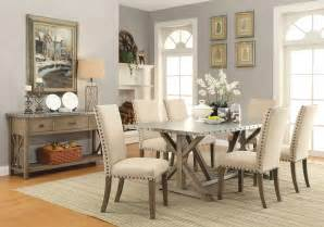 Dining Room Setting Webber Dining Room Set Coaster Furniture Furniture Cart