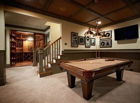 135 best images about billiard room on basement designs pool table room and