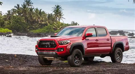 toyota tacoma 2018 release date 2018 all new toyota tacoma diesel review price design