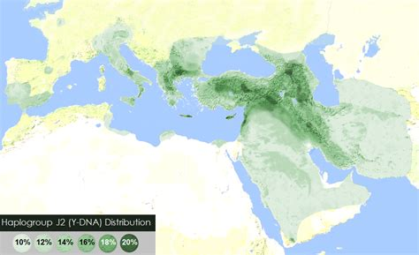 middle east dna map the genetic atlas