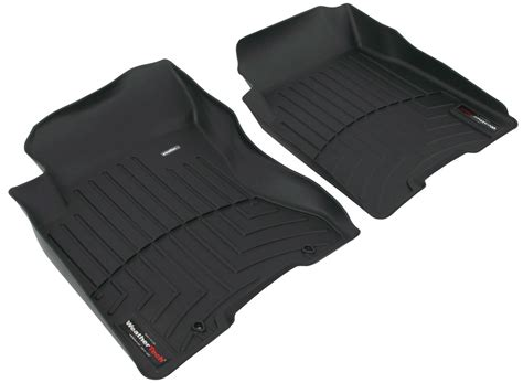 weathertech floor mats for nissan rogue 2011 wt441351