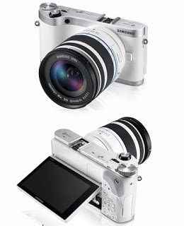samsung nx300 20mp mirrorless camera with 3d support
