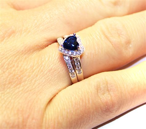 sapphire promise ring on beautiful promise rings