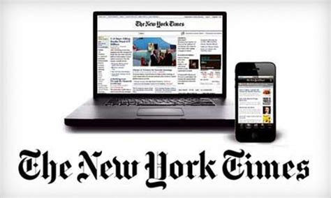 new york times online subscription deals