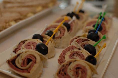 Finger Food For Bridal Shower by Bridal Shower Finger Food Roast Beef Havarti Dijon