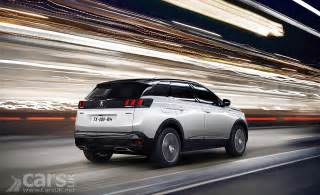 How Much Paint To Buy For Interior 2017 Peugeot 3008 Suv Gt Arrives To Top The Range And
