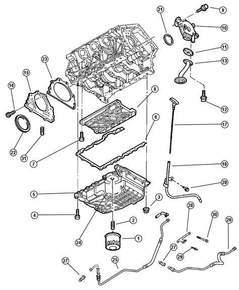 2000 dodge intrepid 2 7 engine diagram car schematics intrepid 2 7 motor car get free image