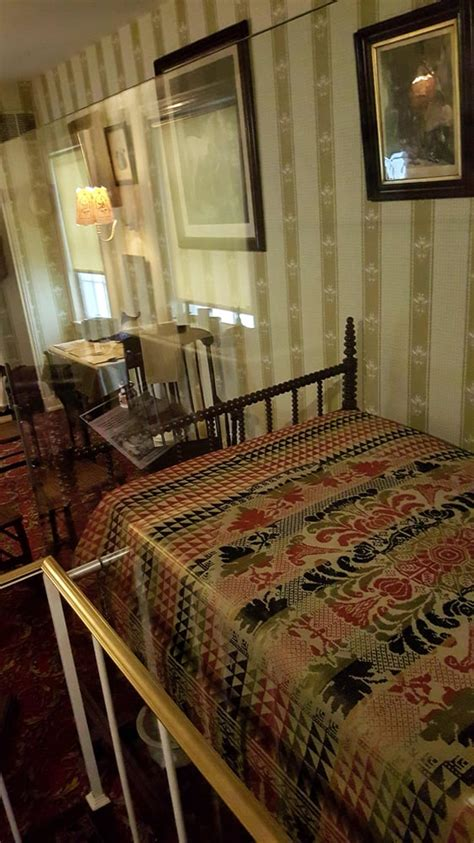where lincoln died bedroom where lincoln died yelp