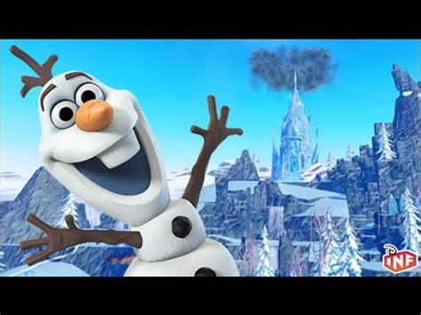 Infinity 30 Olaf disney infinity 3 0 marshmallow unlock box speedway gameplay vidoemo emotional unity