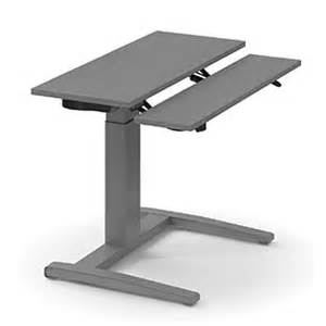 Electric Sit To Stand Desk Sit To Stand Electric Height Adjustable Desk Backcare Basics