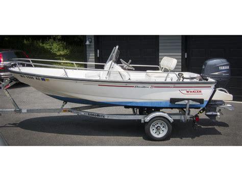 striper boats vs boston whaler boston whaler dauntless powerboat for sale in massachusetts