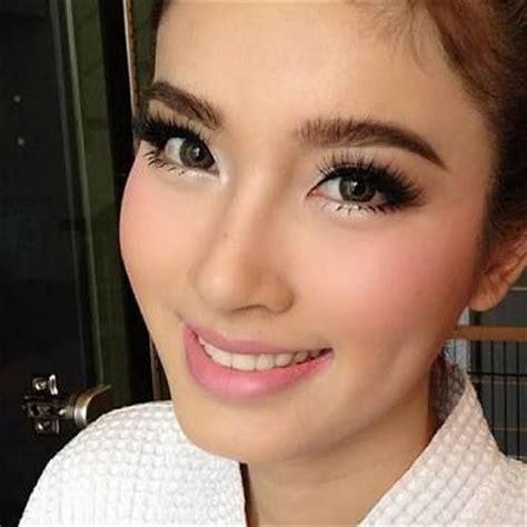 Makeup Dan Hair Do thai makeup style saubhaya makeup