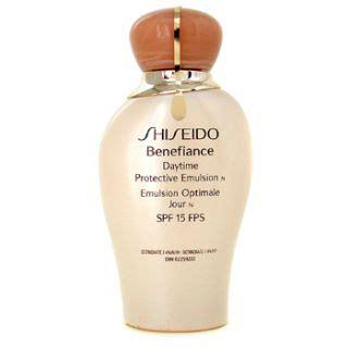 Shiseido Benefiance shiseido benefiance daytime protective emulsion reviews