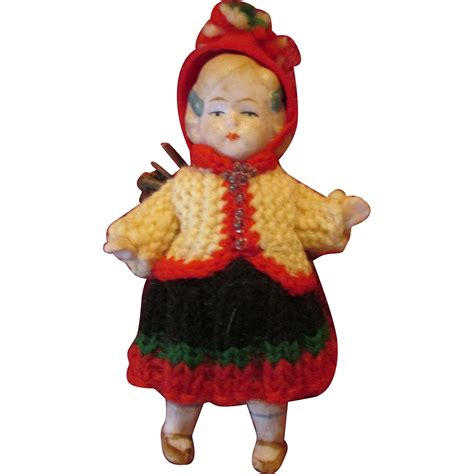 antique bisque german doll antique german all bisque doll house doll from