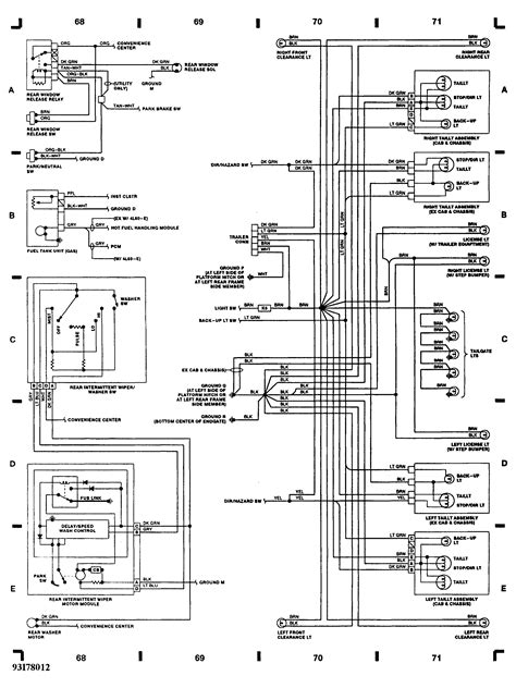 93 chevy silverado 3500 wiring diagram get free image about wiring diagram 93 chevy wiring diagrams free wiring diagram for free