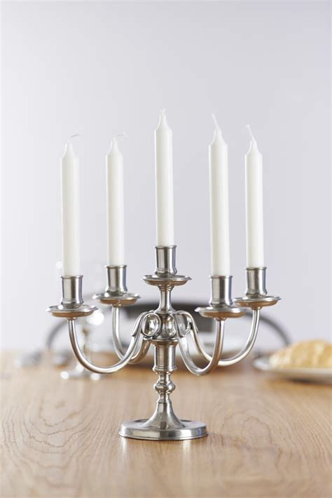 candelabra home decor midnight elegance candelabra