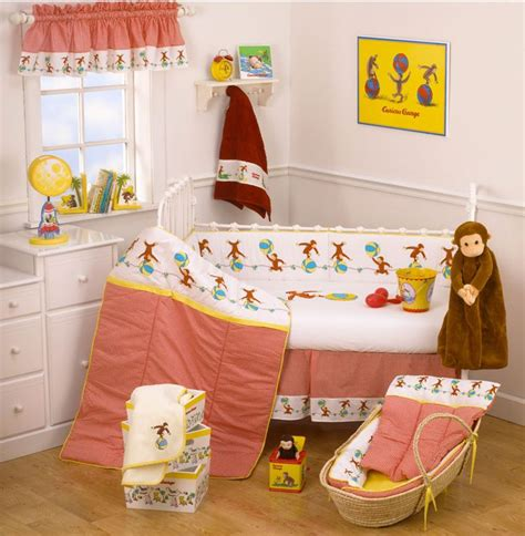 curious george bedding 1000 images about nursery makeover curious george on