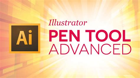 Tutorial Illustrator Advanced | illustrator tutorials pen tool advanced youtube