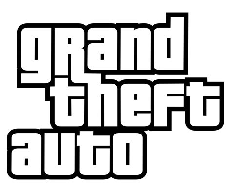 Grand Theft Auto 5 Logo Png by Gta5 Franklin Free Coloring Pages