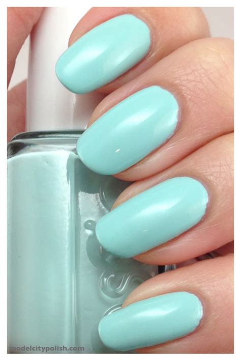 essie top colors essie mint candy apple model city polish