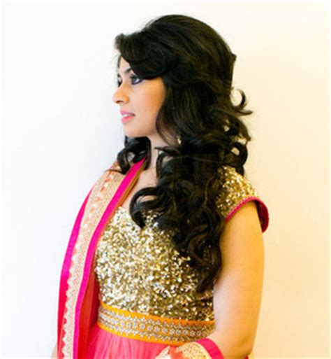 21 gorgeous indian bridal hairstyles   zuri