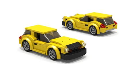 lego vehicle tutorial lego british sports car moc tutorial youtube