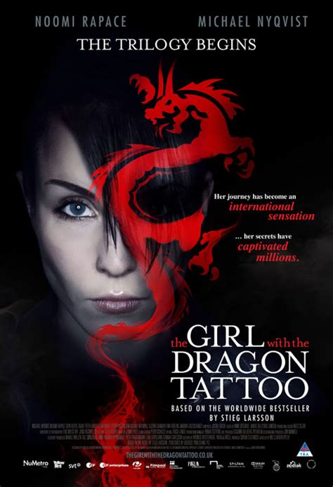 girl with dragon tattoo trilogy the with the channel24