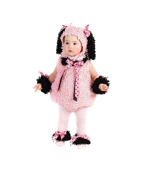 Hat Pet Kotak 6m 18m pinkie poodle baby costume