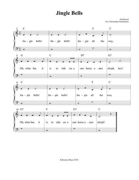 printable sheet music for jingle bells free printable jingle bells sheet music and song for kids