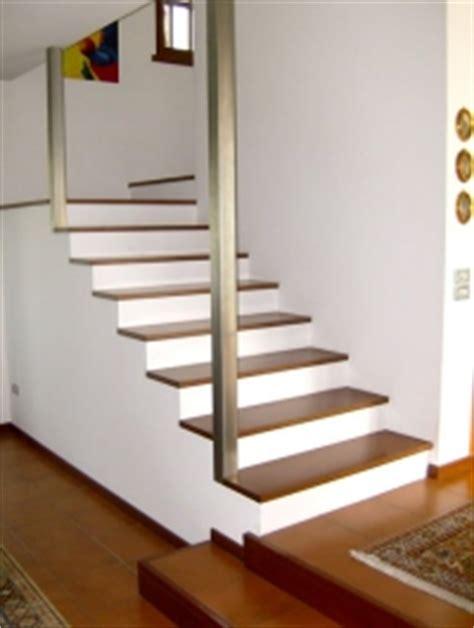 scala rivestita in legno come realizzare una scala in muratura con scalini