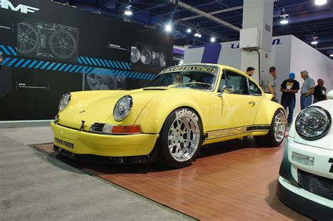 rwb porsche yellow porsche 73rsr rwb madness automotive tuner