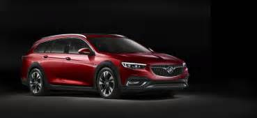 All Buick This Is The All New 2018 Buick Regal Gm Authority
