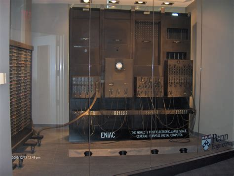 What Is L Made From by File Eniac Penn1 Jpg Wikimedia Commons
