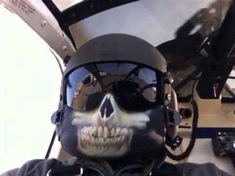 us army hgu/56p flight helmet with face mask. youtube